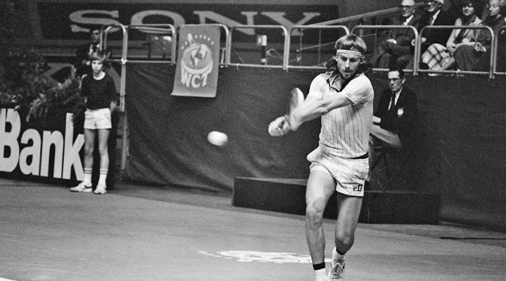 Il tennis negli anni '80:moda, modi, miti….