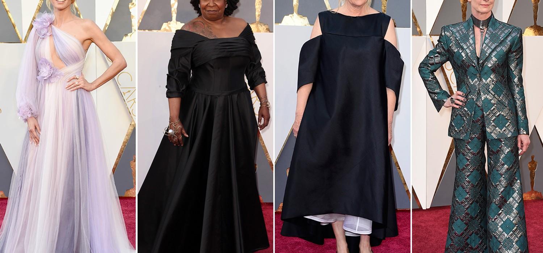 Oscar 2016, per me è un no: i look che non superano la sufficienza secondo la Bellasignora.