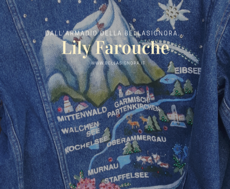 Dall'armadio della Bellasignora: l'estro mitteleuropeo di Lily Farouche.