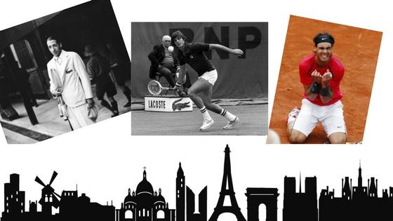 Roland Garros story: come si sono evoluti gli outfit dei campioni.