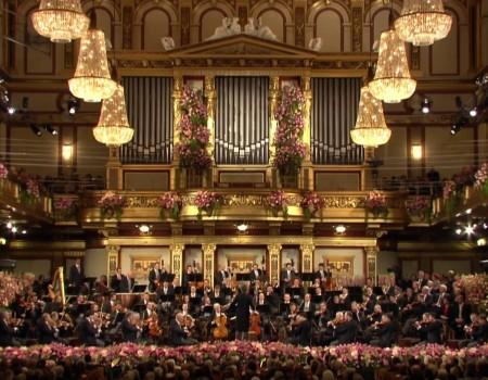A Vienna per il concerto di Capodanno (con un po'di fortuna)