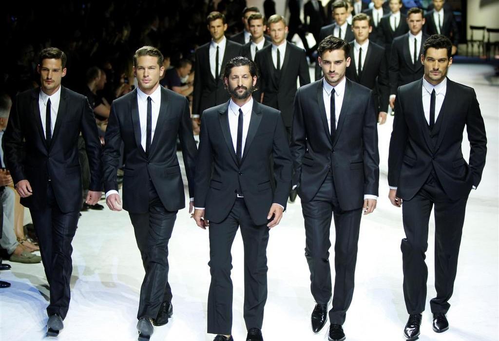 Vestiti uomo !…è primavera :i trends della moda uomo P/E 2015.