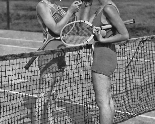 Il tennis non passa mai di moda…