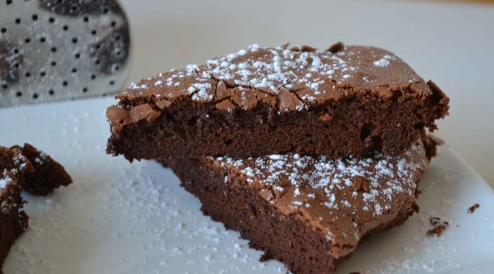 Oggi cucino io!!! La strepitosa torta cioccolatino.