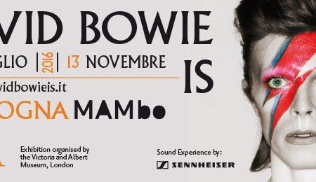 David Bowie is: il mondo del Duca bianco a Bologna.