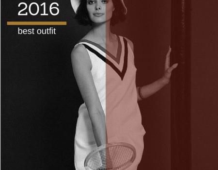 2016: i migliori outfit tennistici, parola di Bellasignora.