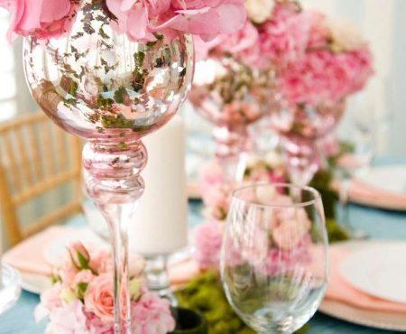 Centrotavola alternativi, seconda parte: la tavola di Primavera!